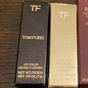 Tom Ford Mini lipsticks